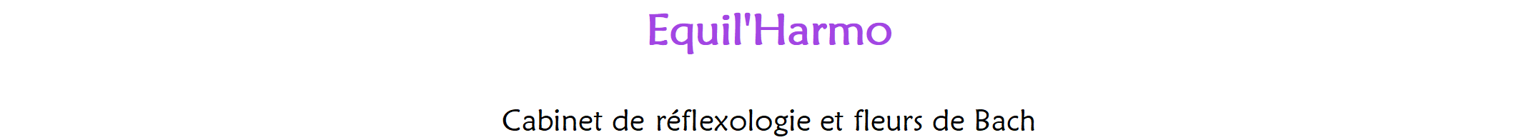 Equil'harmo